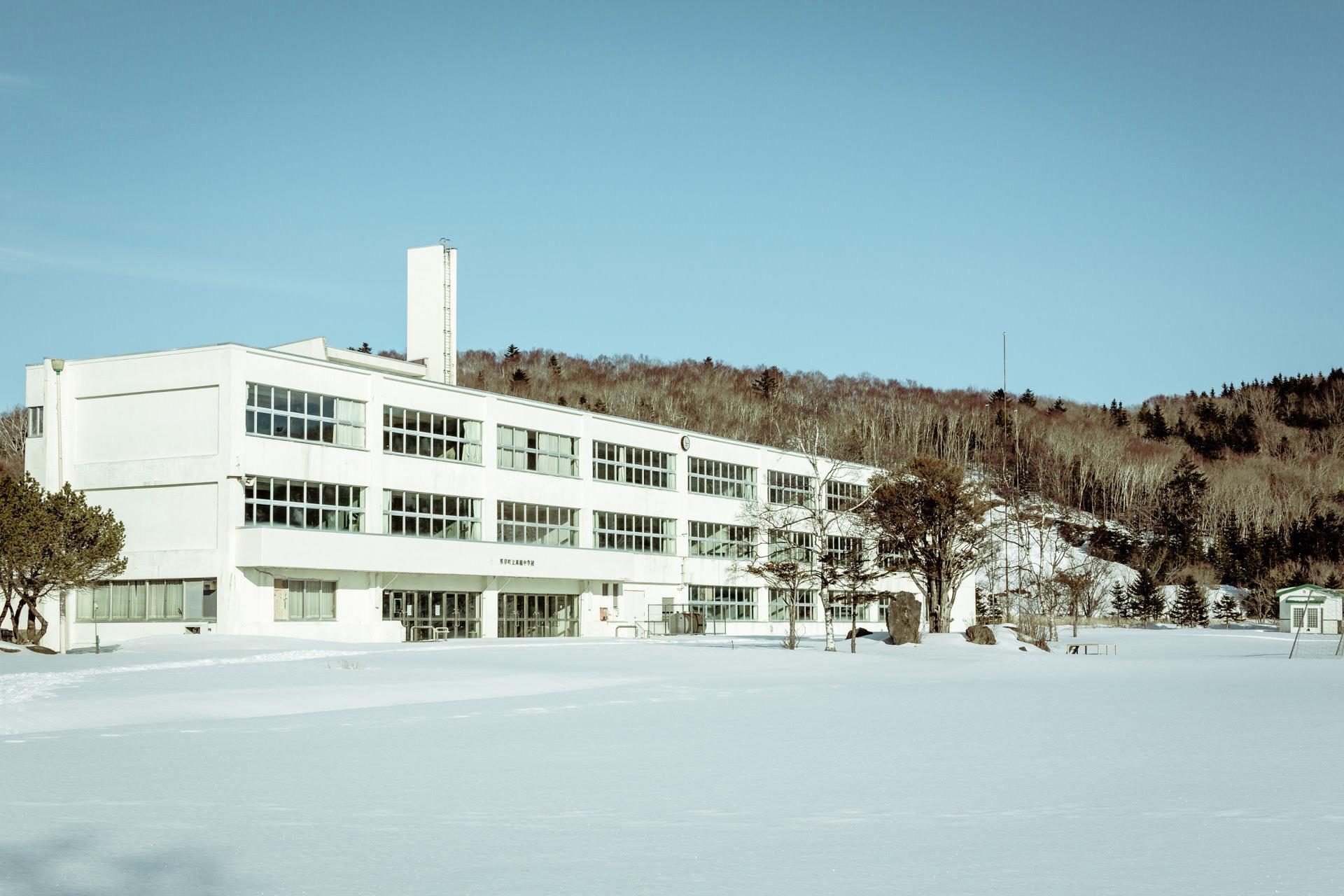 旧真龍中学校